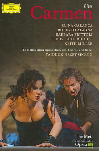 BIZET:CARMEN BY METROPOLITAN OPERA (DVD)