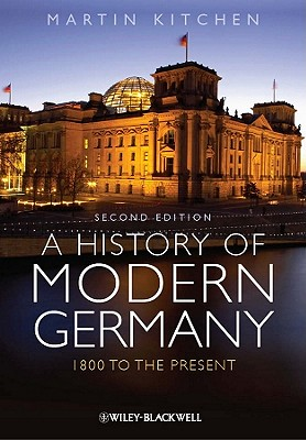 A History of Modern Germany By Kitchen, Martin